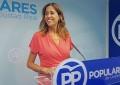 """Romero: """"El PP, desde la responsabilidad y la moderación, es el dique de contención ante el desastre de Pedro Sánchez"""""""