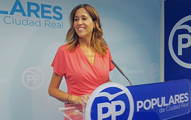 """Romero """"El PP, desde la responsabilidad y la moderación, es el dique de contención ante el desastre de Pedro Sánchez"""""""