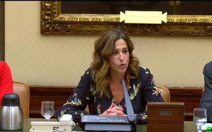 Rosa Romero, presidenta de la Comisión de Sanidad, Consumo y Bienestar Social del Congreso de los Diputados