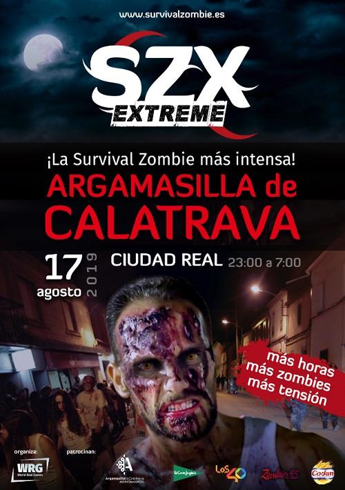 Survival Zombie Argamasilla 2019