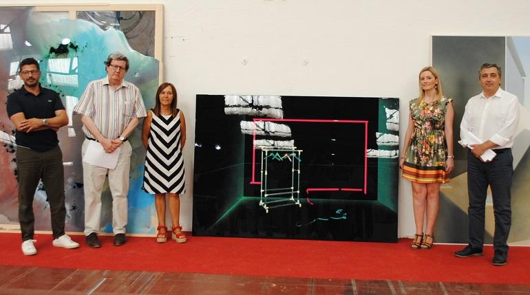 Valdepeñas Carolina Ferrer, Medalla de Oro de la 80 Exposición Internacional de Artes Plásticas