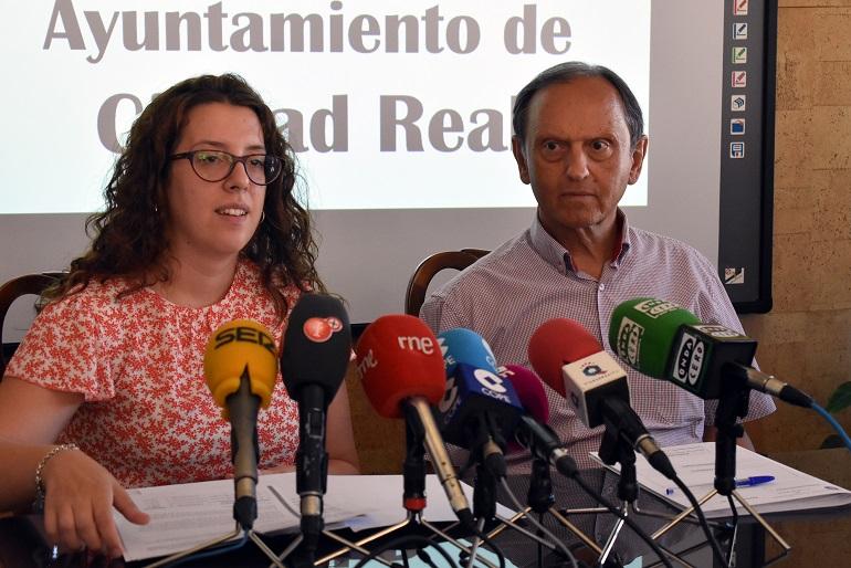 Ciudad Real Adjudicadas las obras de iluminación de las pistas cubiertas del Polideportivo Rey Juan Carlos I