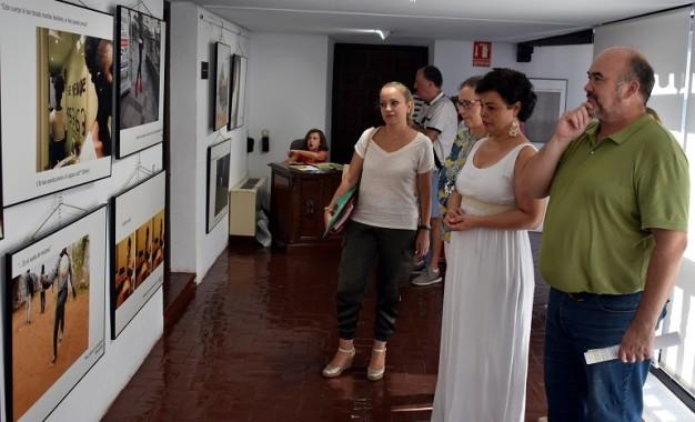 Ciudad Real: El Museo Lopez-Villaseñor acoge una exposición  fotográfica sobre la trata de seres humanos