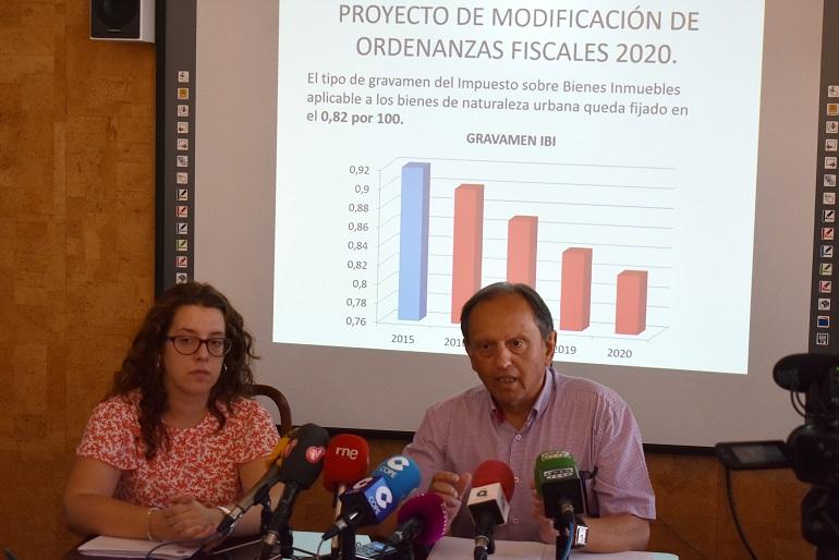 Ciudad Real El concejal de Hacienda propone la bajada de tipos de IBI y más bonificaciones en el Impuesto de Vehículos