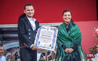 Ciudad Real: Multitudinaria celebración de la Pandorga 2019