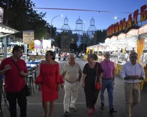 """Ciudadanos Ciudad Real celebra el éxito de una feria inclusiva """"sin música y sin luces para el disfrute de menores con autismo"""""""
