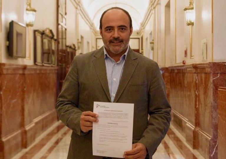 Ciudadanos presenta una Proposición no de Ley que insta al Gobierno de la nación a decretar Villanueva de los Infantes zona catastrófica