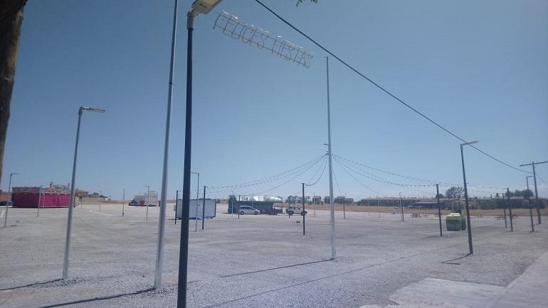 El PP de Fernán Caballero denuncia que el equipo de Gobierno oculta información sobre las obras de la feria