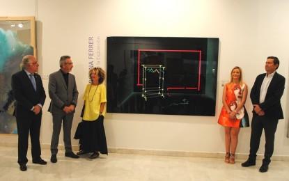 Inaugurada la 80 Exposición Internacional de Artes Plásticas de Valdepeñas con homenaje a Martín Chirino