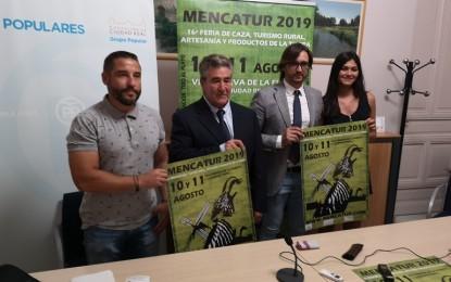 Mencatur busca potenciar el desarrollo de la comarca de Montiel y sus municipios