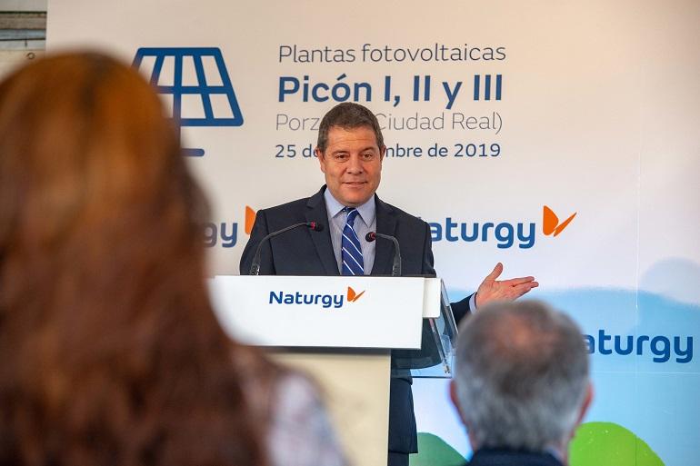 Castilla-La Mancha aspira a convertirse en la primera región del país en producción de energías renovables y lucha contra el cambio climático