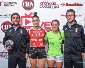 Este sábado arranca la liga para el Vino Doña Berenguela BM Bolaños y el Soliss BM Pozuelo en el Macarena Aguilar
