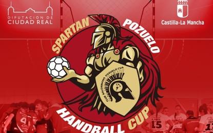 """Pozuelo de Calatrava: La """"I Spartan Pozuelo Handball Cup"""" arranca hoy miércoles y congregará a más de 2.000 participantes"""