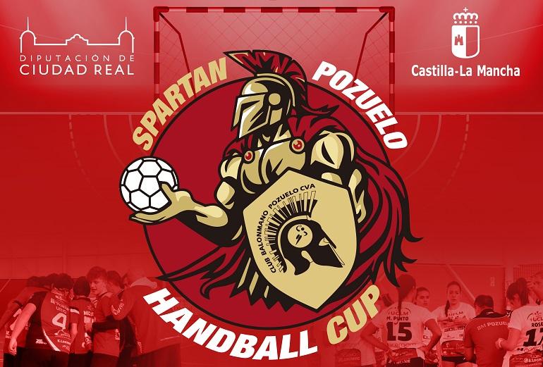 Pozuelo de Calatrava La I Spartan Pozuelo Handball Cup arranca hoy miércoles