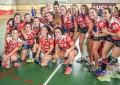 "Rotundo éxito de la ""I Spartan Pozuelo Handball Cup"" de Pozuelo de Calatrava"