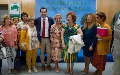 AFAMMER llena el auditorio de la Diputación de Málaga para celebrar el Día Internacional de la Mujer Rural