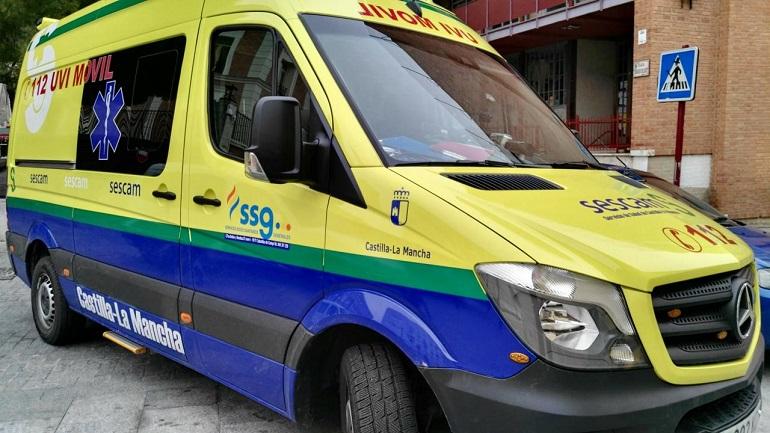 Ciudad Real Los 450 trabajadores en la provincia de la empresa de ambulancias contratada por la Seguridad Social prodrían verse en la calle de inmediato