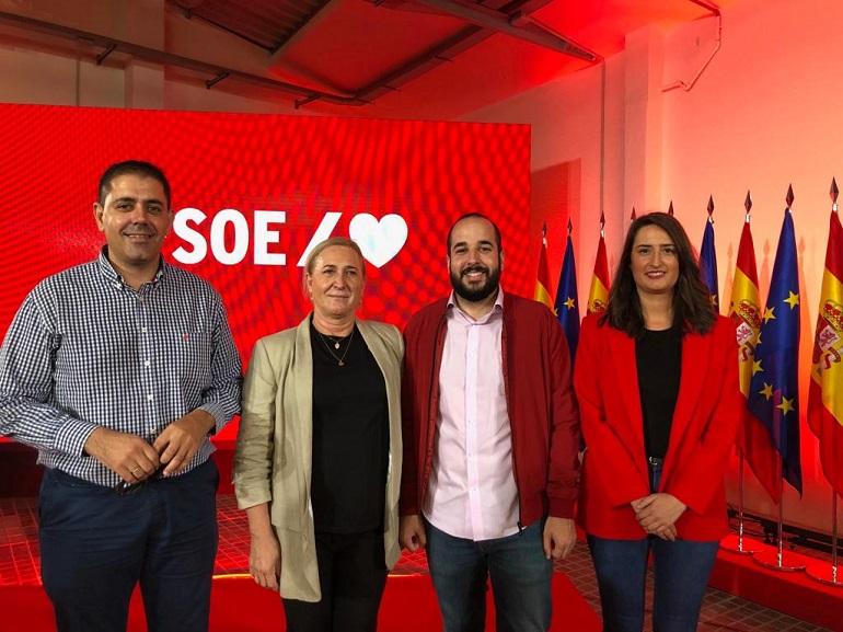 """El PSOE tiene el proyecto y el equipo """"para trabajar por la España que queremos y la provincia de Ciudad Real que necesitamos"""""""