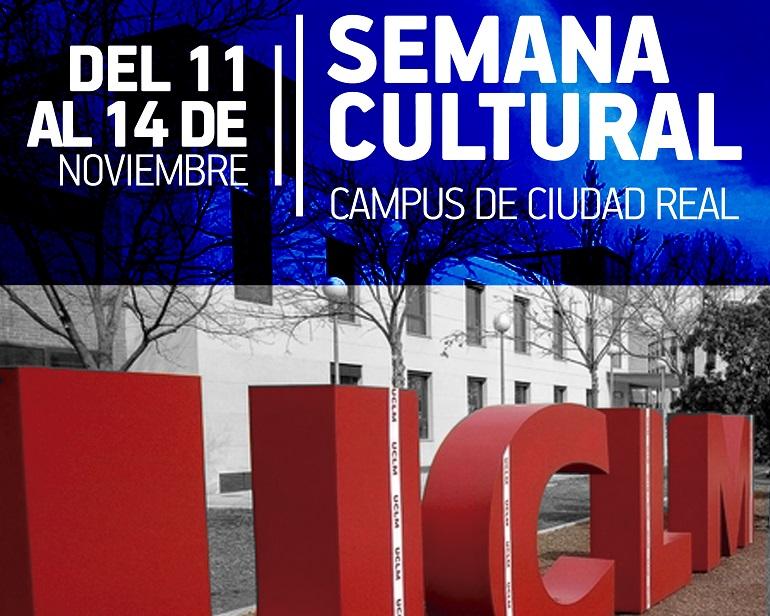 I Semana Cultural del Campus de Ciudad Real