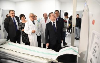 Avance tecnológico en medicina nuclear en el Hospital General Universitario de Ciudad Real