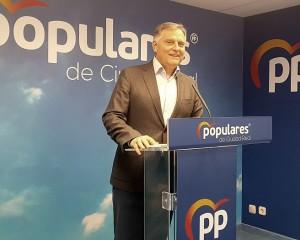 Cañizares asegura que la provincia de Ciudad Real ha votado mayoritariamente por un proyecto de centro-derecha