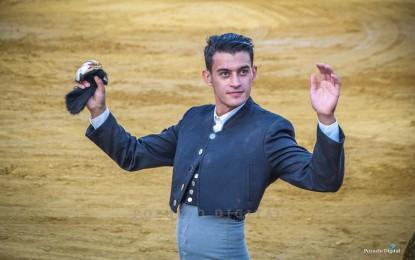 Carlos Aranda, premiado en Almodóvar del Campo y Galapagar
