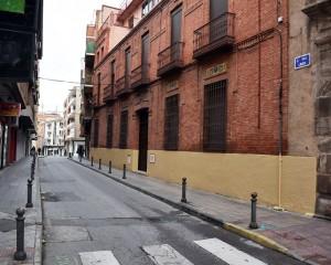 Ciudad Real: Cortes de tráfico con motivo de las obras de renovación de la red de abastecimiento en la calle Lanza