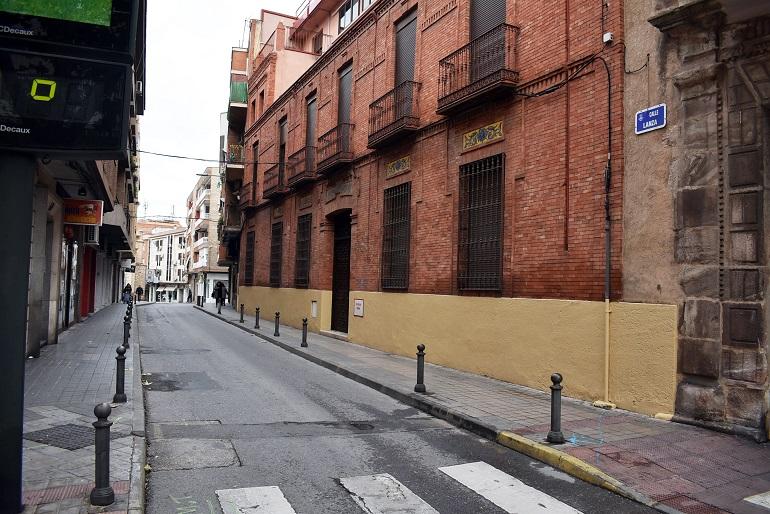 Ciudad Real Cortes de tráfico con motivo de las obras de renovación de la red de abastecimiento en la calle Lanza