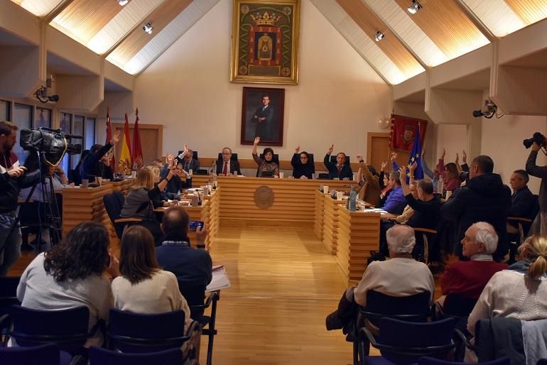 Ciudad Real El Pleno del Ayuntamiento aprueba la última relación de inversiones que se financiarán con el superávit del 2018