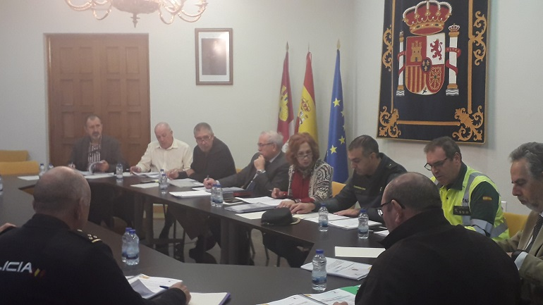 Ciudad Real Presentado el Plan de Viabilidad Invernal para la provincia