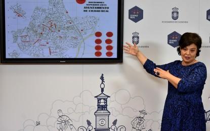 El Ayuntamiento de Ciudad Real destinará a inversiones 8 millones de euros del superávit del 2018