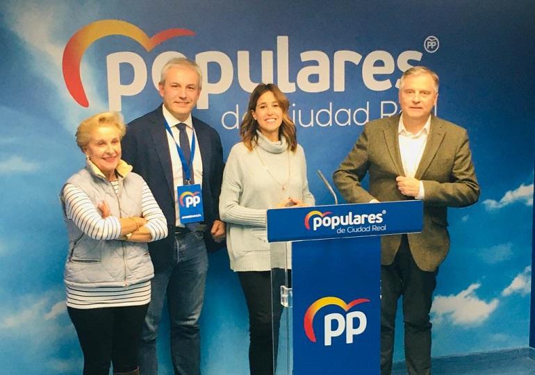 El PP gana las elecciones en Ciudad Real