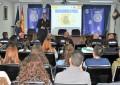 La Comisaría Provincial de Policía Nacional de Ciudad Real recibe la visita de alumnos de Derecho de la Universidad de Castilla-La Mancha
