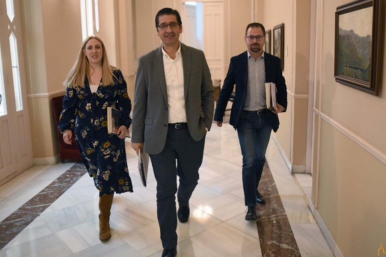 La Diputación Provincial presenta los presupuestos del 2020 por un total de 131.150.000 euros