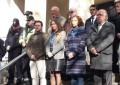 Lectura del manifiesto por el Día Mundial en recuerdo de las Víctimas de Accidentes de Tráfico y minuto de silencio