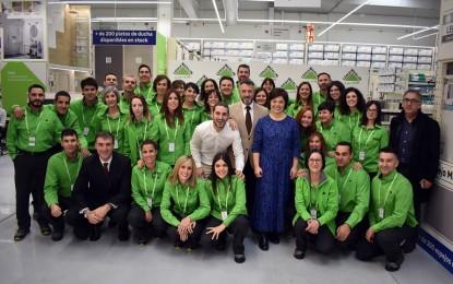 Leroy Merlin inaugura su nueva tienda en Ciudad Real