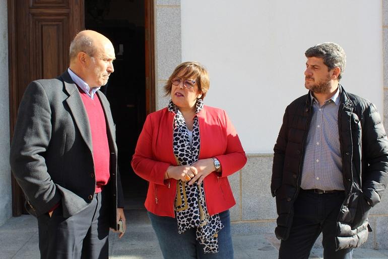 Piedrabuena El alcalde ha solicitado al Ejecutivo regional la cesión de los terrenos e instalaciones de la Tabla de la Yedra
