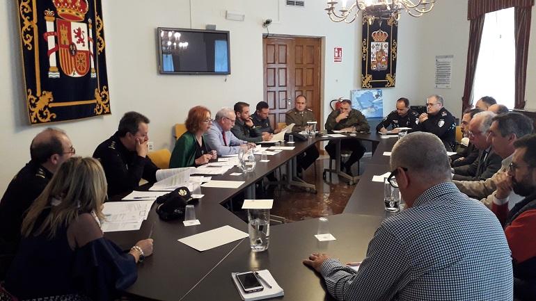 Todo listo para garantizar la seguridad en las Elecciones del 10N en la provincia de Ciudad Real