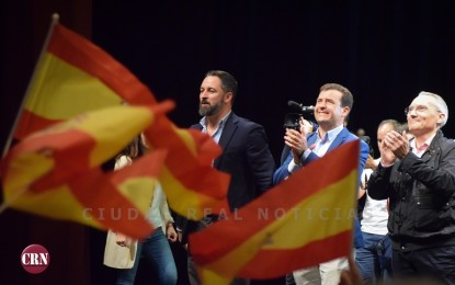 VOX dona 236.384,4 euros (la subvención del Grupo Parlamentario de marzo y abril) a las víctimas del coronavirus