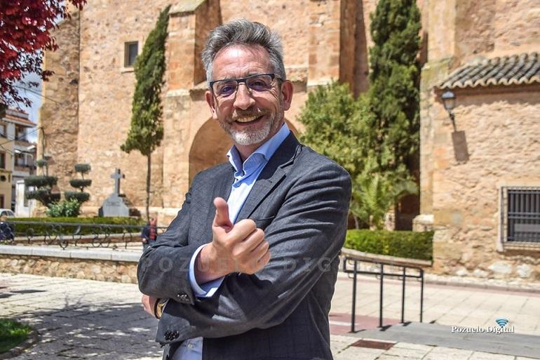 Valdepeñas Jesús Martín dejará la alcaldía al final de esta legislatura tras dos décadas al frente del consistorio