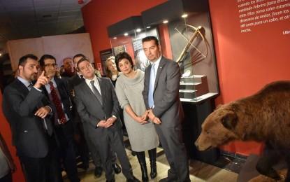 """Ciudad Real: Inaugurada la exposición """"La Caza: un desafío en evolución"""" en el Museo Provincial"""