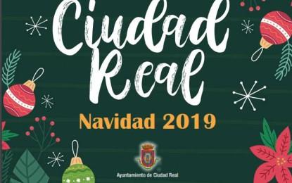 Ciudad Real: Programación de Navidad 2019