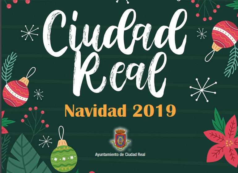 Ciudad Real Programación de Navidad 2019
