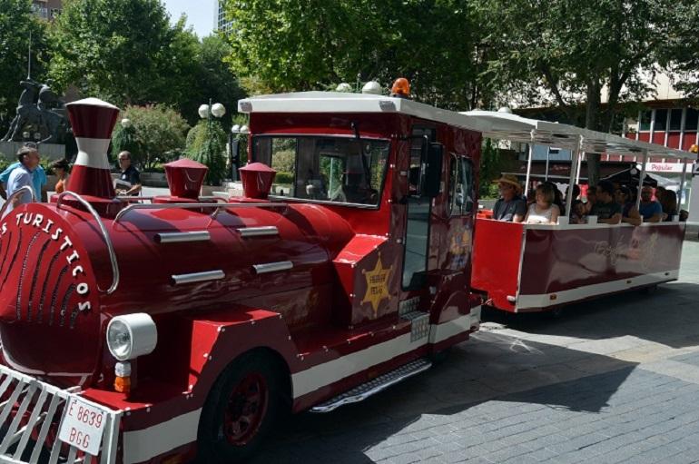 El Tren Turístico volverá a recorrer Ciudad Real durante la Navidad