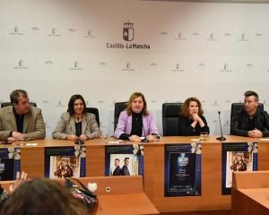 La Red de Artes Escénicas y Musicales de Castilla-La Mancha se extiende por primera vez a lo largo de todo el año distribuida en dos temporadas