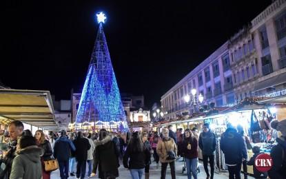 Ciudad Real: 60 artesanos de toda España se dan cita en el  Mercado Artesano Navideño
