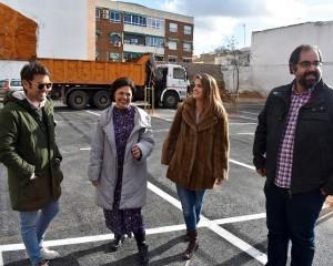 Ciudad Real abre el aparcamiento municipal de la calle Lírio
