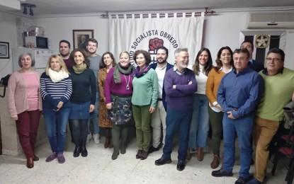 El PSOE de Miguelturra elige nueva Comisión Ejecutiva Municipal liderada por Luz María Sánchez