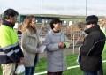 Pilar Zamora destaca la inversión de 1,2 millones  de euros realizada en la pedanía de Las Casas