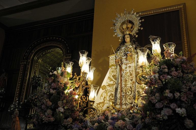 Virgen de la Paz, patrona de Villarta de San Juan
